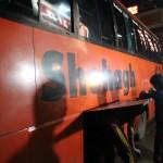 ダッカからクルナへのバス移動について。暴走バスにご用心。