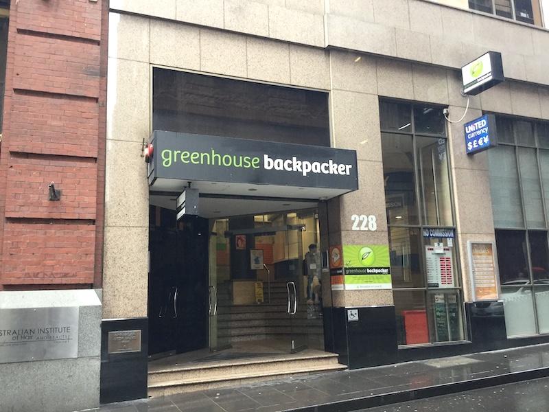 greenhouse backpackers melbourne. Black Bedroom Furniture Sets. Home Design Ideas