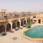 メルズーガの宿「Riad Mamouche」は砂漠のオアシス!プール付き!朝食・夕食付き!