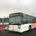 マラケシュの空港からフナ広場へのバス移動情報