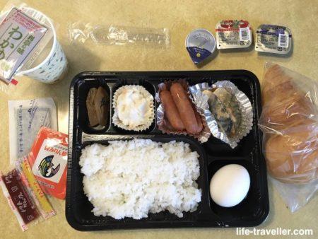 センターホテル成田1の朝食