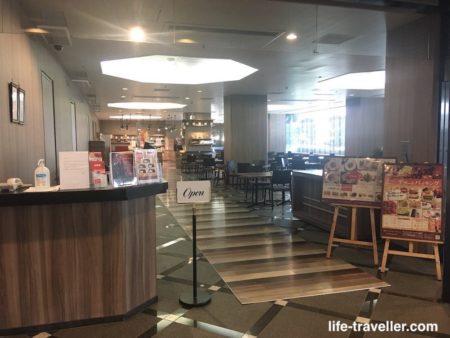 ザエディスターホテル成田のレストラン
