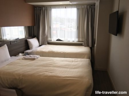 ザエディスターホテル成田の部屋